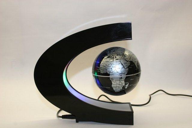 Globe electromagnetique