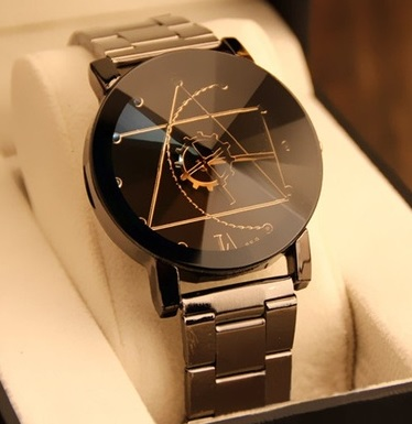 Montre Fashion marron