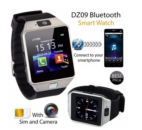 Montre connectée DZ09 Bluetooth