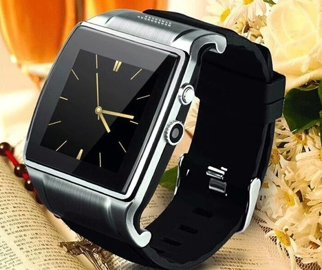Montre Bluetooth portable android